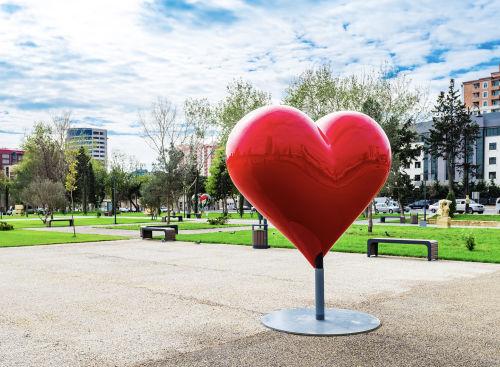 Как провести День всех влюбленных в Азербайджане